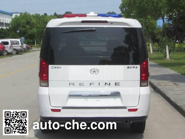 JAC HFC5038XQCLA4V prisoner transport vehicle