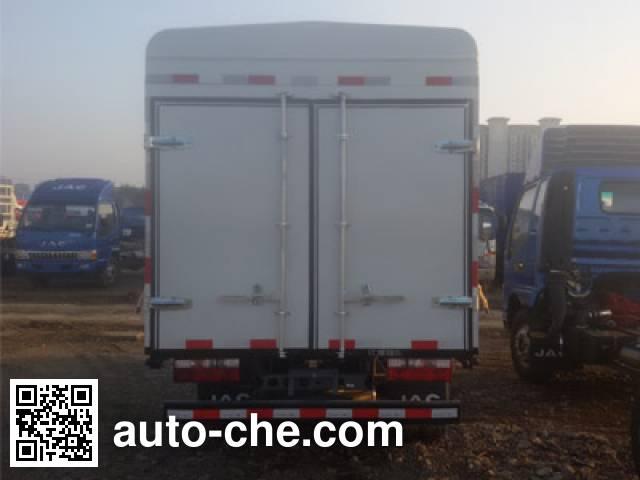 JAC HFC5040CCYP73K2B4V stake truck