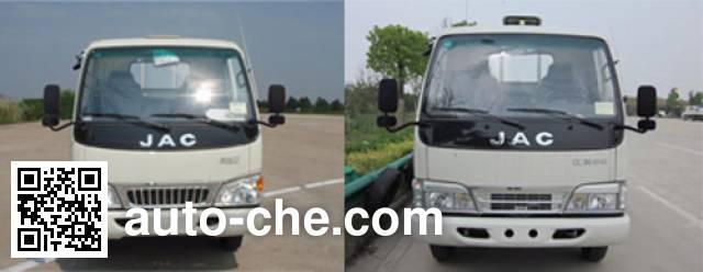 JAC HFC5040CCYP93K2B4 stake truck