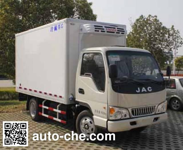 JAC HFC5040XLCP93K1B4V refrigerated truck