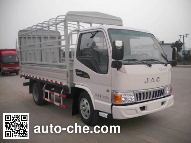 JAC HFC5041CCYP93K1C2V stake truck