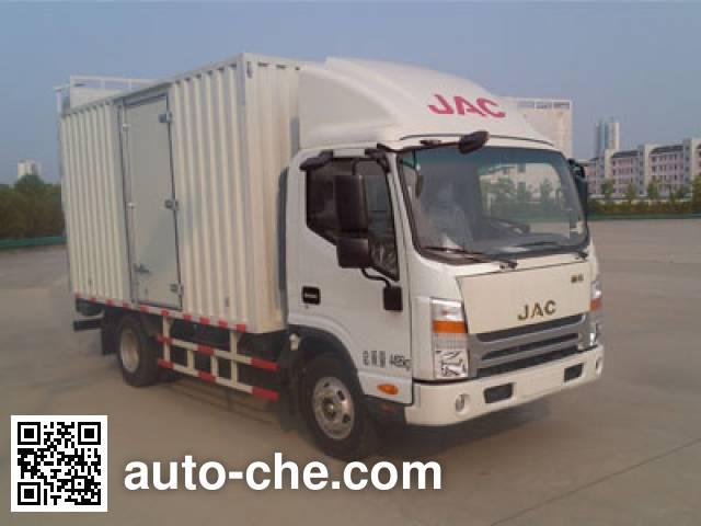JAC HFC5041XXYP73K2C3V box van truck