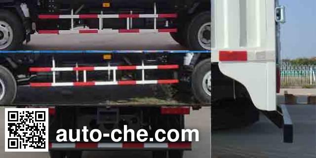 JAC HFC5041XXYP73K4C3 box van truck