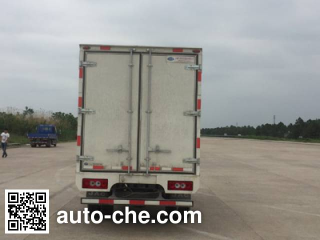 JAC HFC5041XXYPV3K1C1V box van truck
