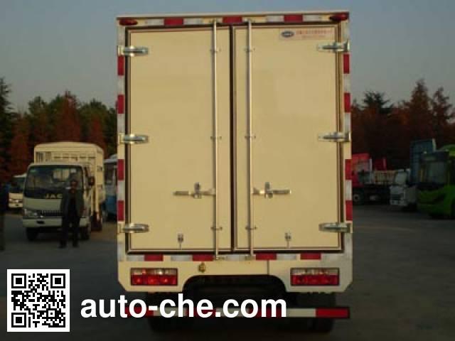 JAC HFC5041XXYR93K6C2 box van truck
