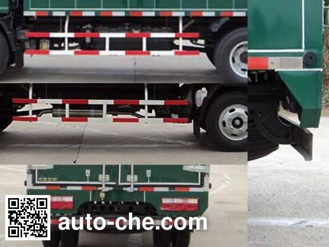 JAC HFC5060XYZP71K1C2V postal vehicle