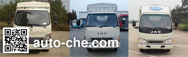 JAC HFC5042CCYP93K3B3 stake truck