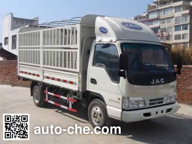 江淮牌HFC5042CCYP93K5B3仓栅式运输车