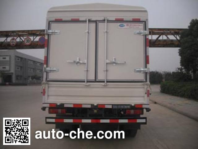 JAC HFC5046CCYR93K3B4 stake truck
