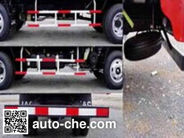 JAC HFC5042XXYP93K5C2Z box van truck