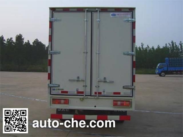JAC HFC5042XXYP94K2B3 box van truck