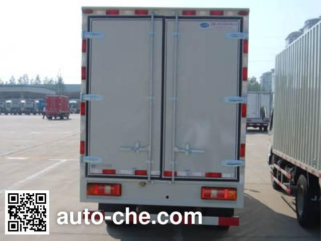 JAC HFC5042XXYPW4K1B4 box van truck