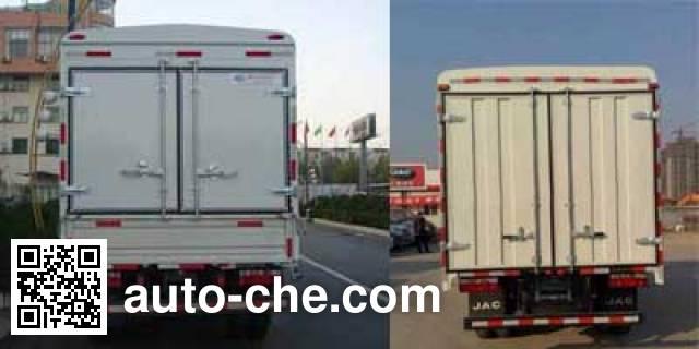 JAC HFC5043CCYP71K1C2V stake truck