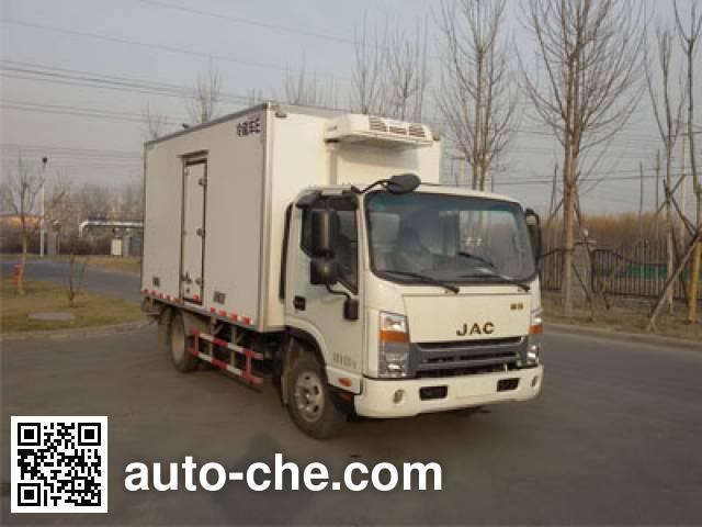 JAC HFC5043XLCP71K1C2V refrigerated truck
