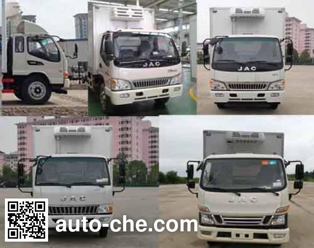 江淮牌HFC5043XLCP91K1C2V冷藏车
