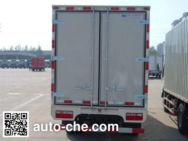 JAC HFC5043XXYP71K1C2 box van truck