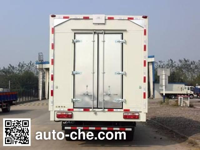 JAC HFC5043XYKP91K2C2V wing van truck