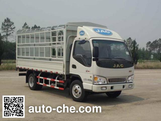 JAC HFC5045CCYPD92E1C2 stake truck