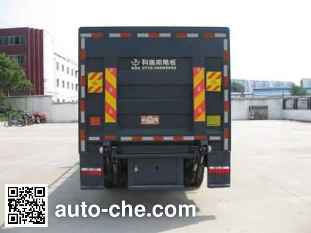 JAC HFC5045LJK9T trash containers transport truck
