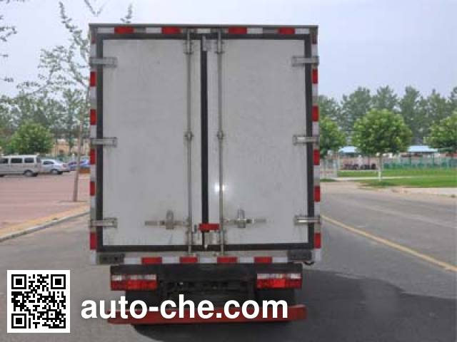 JAC HFC5043XLCP91K5C2 refrigerated truck