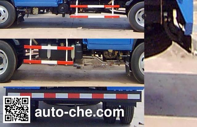 JAC HFC5041XXYR83K2C3 box van truck