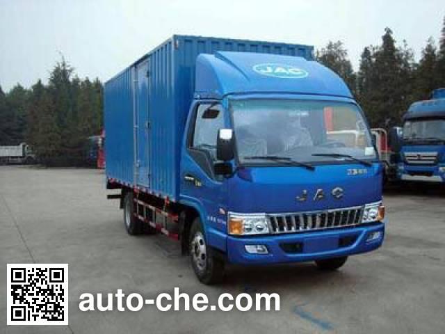 江淮牌HFC5080XXYP92K1C2V厢式运输车