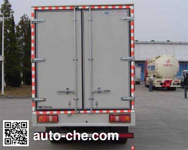 JAC HFC5045XXYR92K3C2 box van truck