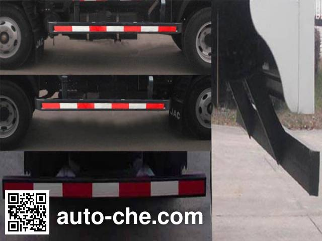 JAC HFC5040XXYP93K8B4 box van truck