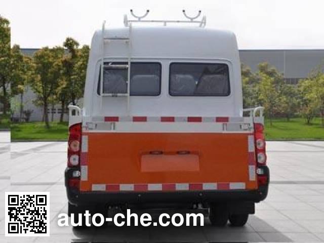 JAC HFC5049XGCKHF engineering works vehicle