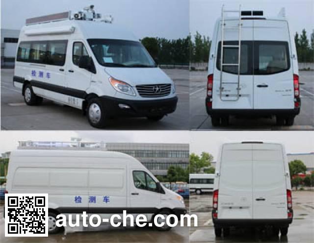 JAC HFC5049XJCKHV inspection vehicle