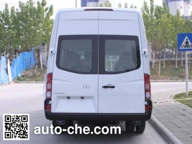 JAC HFC5049XJEKHF monitoring vehicle
