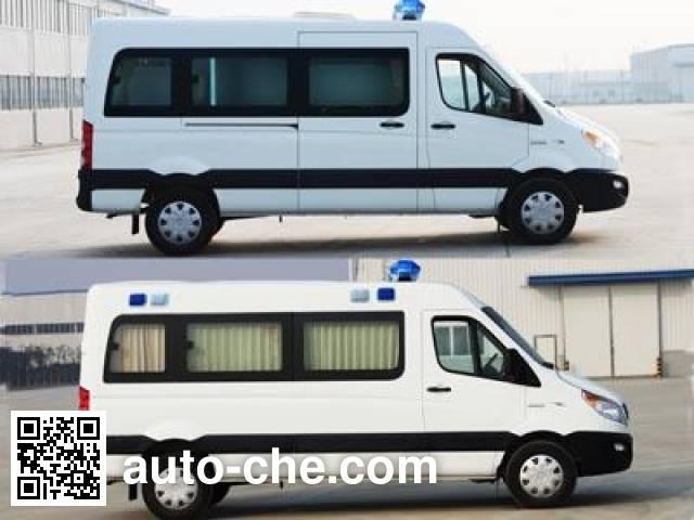 江淮牌HFC5049XJHKMD救护车