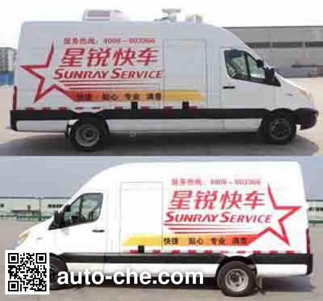 JAC HFC5049XJXKHF maintenance vehicle