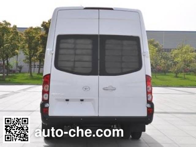 JAC HFC5049XQCKHF prisoner transport vehicle