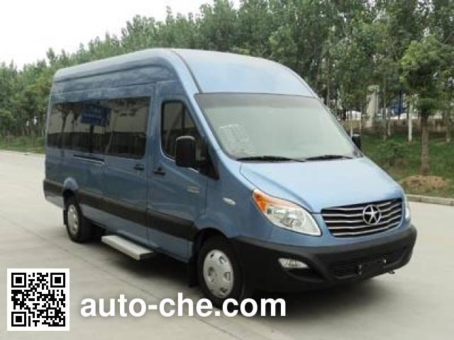 JAC HFC5049XSWKHF business bus