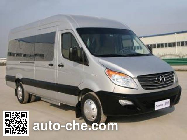 JAC HFC5049XSWKMF business bus