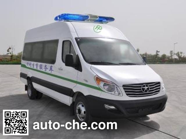 JAC HFC5049XSYKH family planning vehicle
