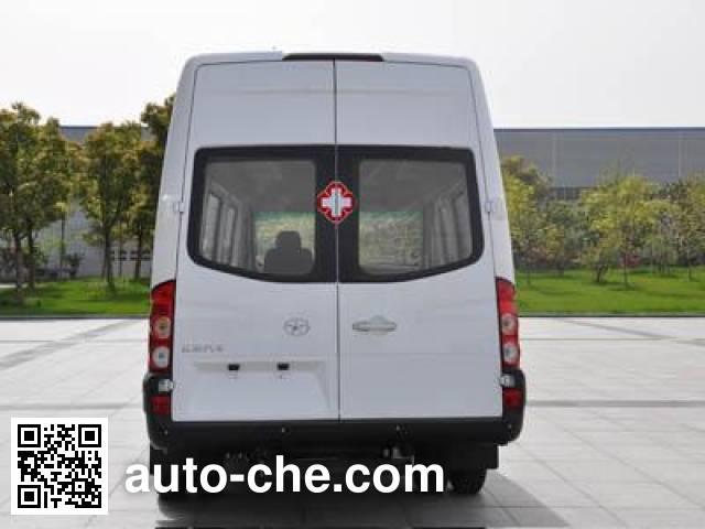 江淮牌HFC5049XXZKH巡回医疗车
