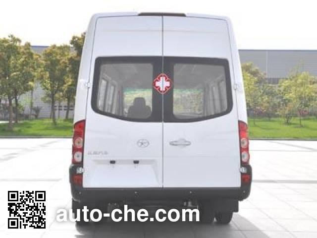 JAC HFC5049XYLKHF medical vehicle