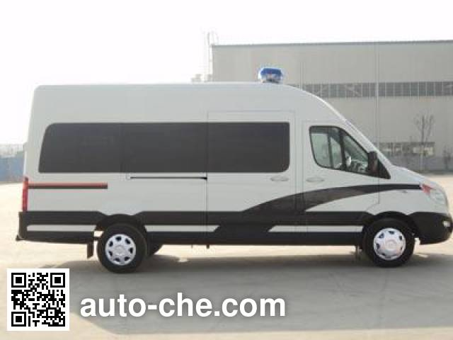 JAC HFC5049XZHKH1F command vehicle