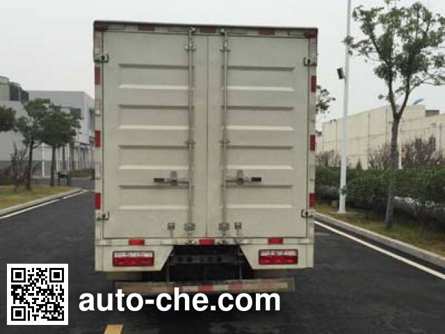 JAC HFC5053XXYP71K1C2V box van truck