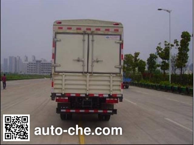 JAC HFC5081CCYP71K1C6 stake truck