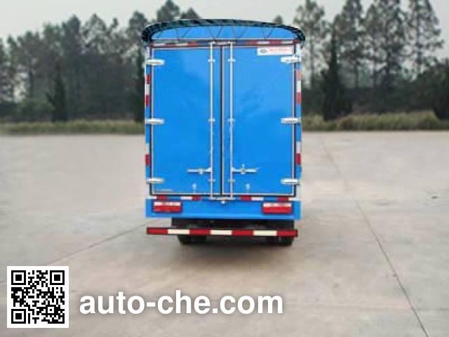 JAC HFC5056CPYP91K2C5 soft top box van truck
