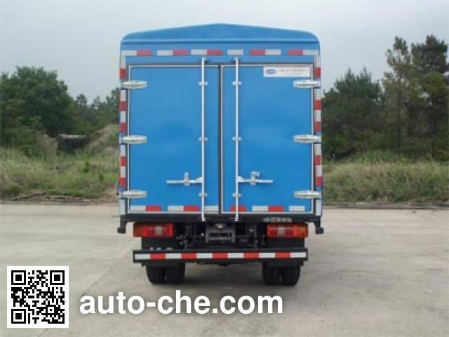 JAC HFC5070CCYP93K1C2 stake truck