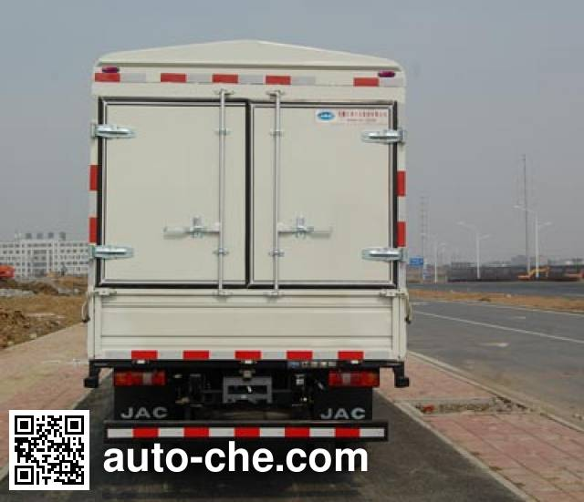 JAC HFC5041CCYP93K4C3V stake truck