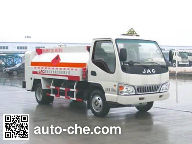 JAC HFC5070GJYZ fuel tank truck
