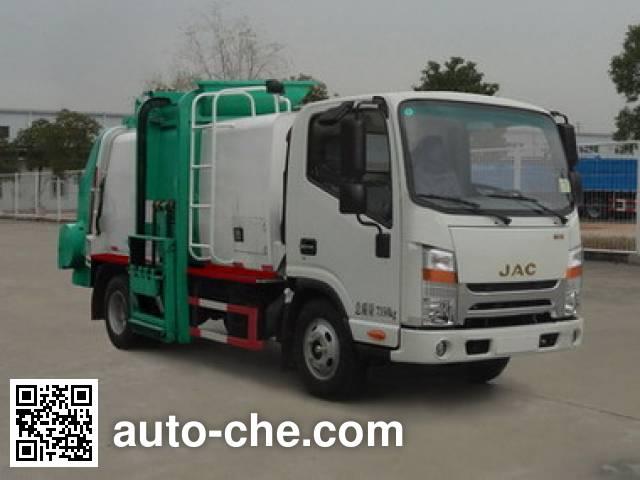 JAC HFC5070TCAZ food waste truck