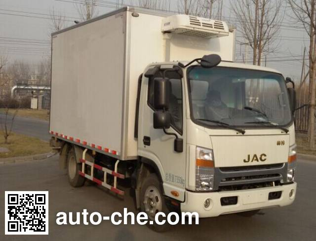 JAC HFC5070XLCP73K2C3Z refrigerated truck