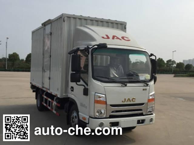JAC HFC5070XXYP73K3C3V box van truck