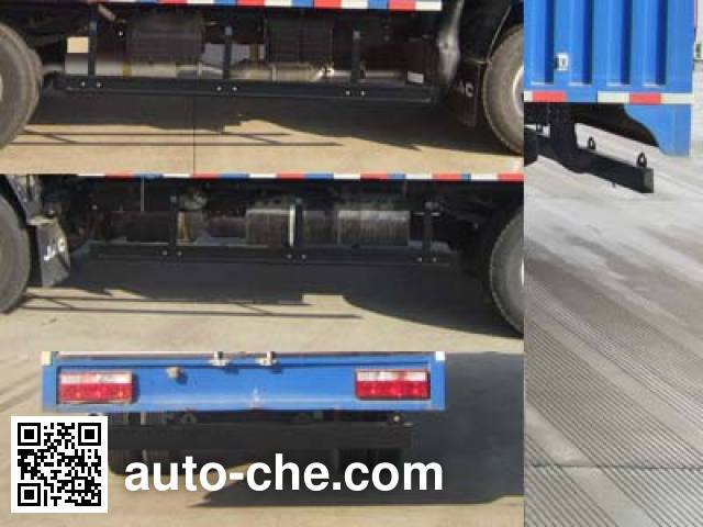 JAC HFC5070XXYP93K1C2V box van truck